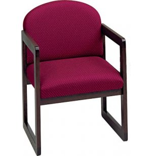 Decorators Paradise Chair with Arms