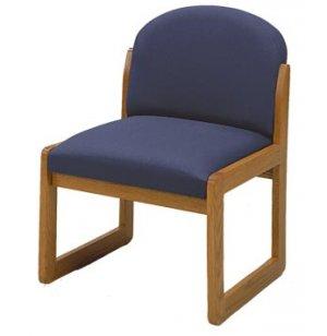 Decorators Paradise Chair w/Upgraded Fabric
