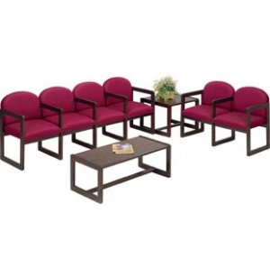 4-Piece Armchair Group