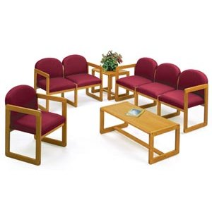 Grouped Chairs