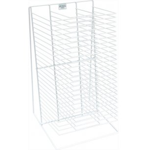 Tabletop Drying Rack - 25 Shelves