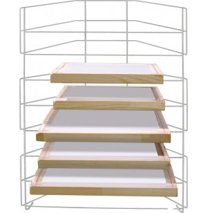 Versa-Rack Lightweight Tabletop Drying Rack