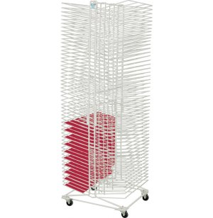 Portable Drying Rack - 100 Shelves