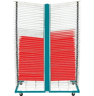 Port-O-Rack Drying Rack - 100 Shelves