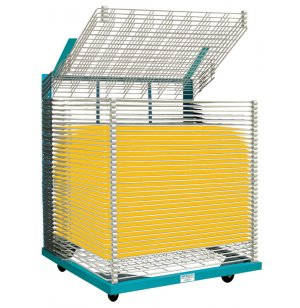 Lightweight Drying Rack - 40 Shelves