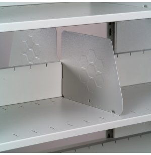 Metal Divider for 9inch Shelves