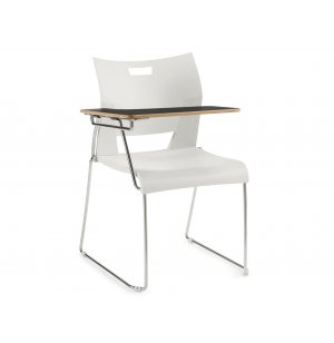DUET Tablet-Arm Chair