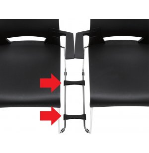 Ganging Brackets for Duet Chairs
