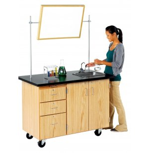 Mobile Instructors Desk