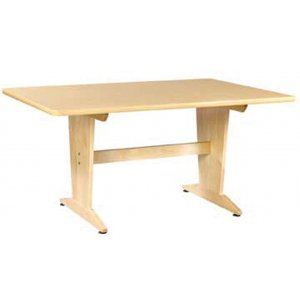 Planning Art Table with Laminate Top