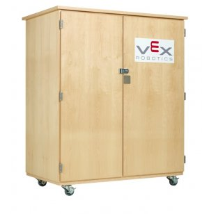 VEX Robotics Storage Cabinet