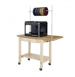 Diversified Makerspace Cart