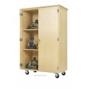 Robotics Mobile Storage Cabinet