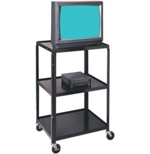 Edsal Open AV Cart