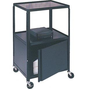 Edsal AV Cabinet Cart