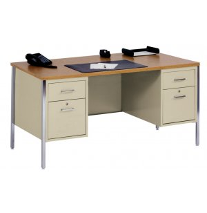 Steel Executive Teachers Desk
