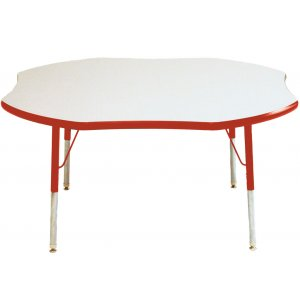 Educational Edge Clover Activity Table