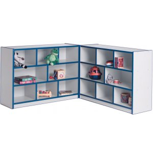 Educational Edge Youth-Size Hinged Cubby Storage