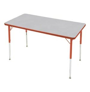 Edu Edge Rectangular Activity Table
