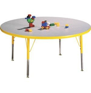 Educational Edge Round Activity Table