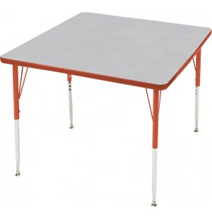 Prima Adjustable Square Activity Table