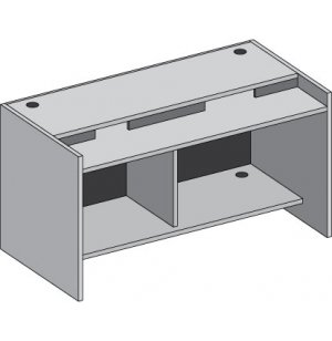 Educational Edge Sitting Double Access Station
