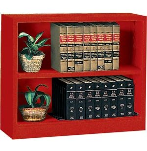 Educational Edge Steel Bookcase