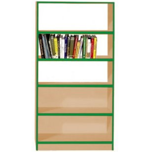 Educational Edge Double Faced Shelving