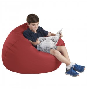 """Standard Children's Bean Bag Chair, 35"""""""