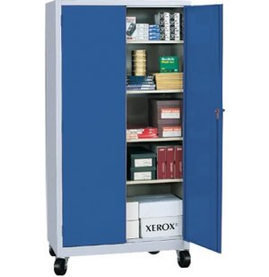 Educational Edge Mobile Storage Cabinet