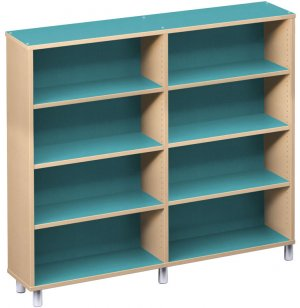 Palette Envision Library Shelving