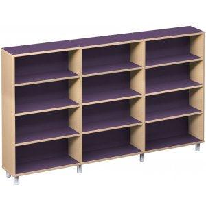 Palette Envision Library Shelving