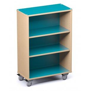 Palette Mobile Library Shelving