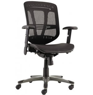 Eon Multifunction Mesh Office Chair with Suspension Seat