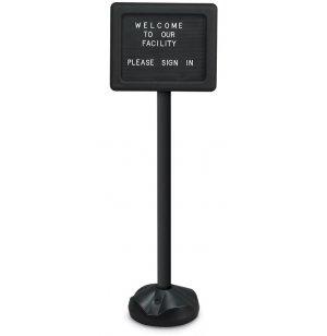 Economy Pedestal Sign