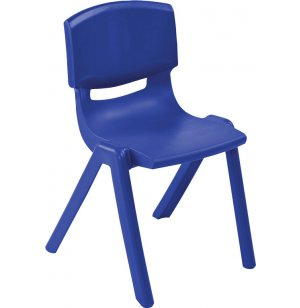 Stackable Resin Preschool Chairs