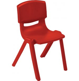Stackable Resin School Chairs