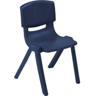 Resin Stackable School Chair