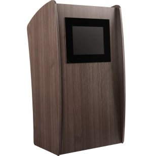 Vision Lectern with Built-In LCD Screen