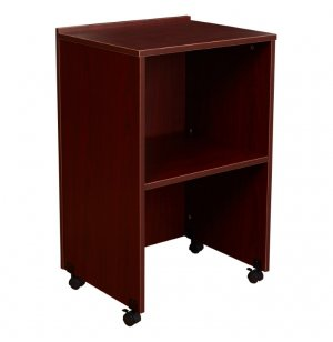 Lectern Base AV Cart Closeout