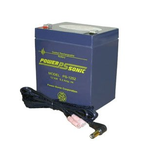 Optional Rechargeable Battery