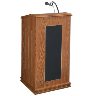 Prestige Sound Lectern with Wireless Mic
