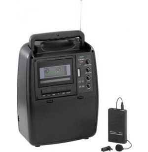 20 Watt PA with Cassette Closeout
