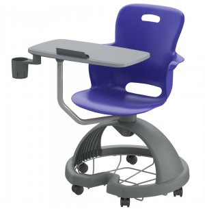 Ethos 2.0 Mobile School Chair with Cup Holder and Tablet