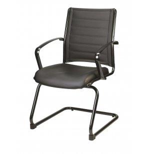 Europa Metallic Guest Chair