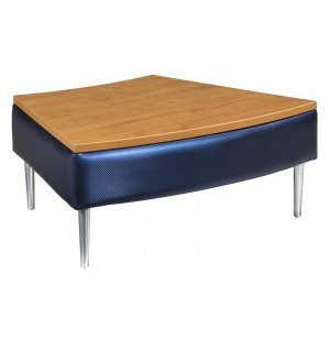 Eve Wedge Occasional Table, 30° - Grade 3