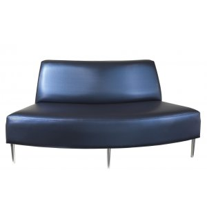 Eve Curved Loveseat - Outside Facing, Grade 1