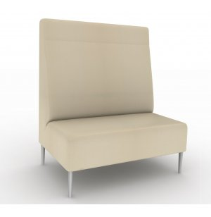 Eve High-Back Loveseat - Grade 5