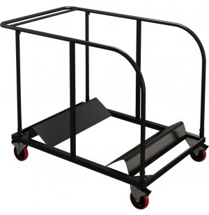 Event Series Round Table Cart