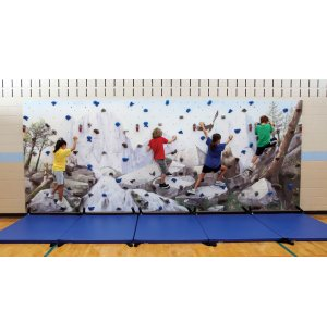 Everlast Standard Climbing Mural Wall Package